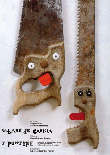 Cabaré de Caricia y Puntapié  Isidro Ferrer