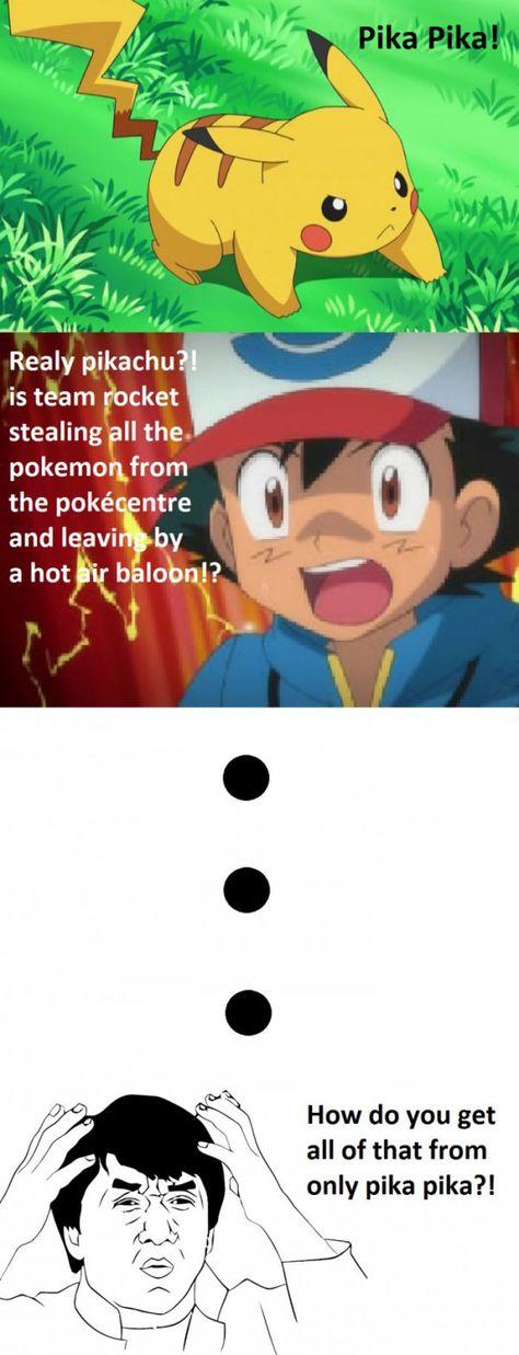 Pokemon richtig verstehen - Fun Bild | Webfail - Fail Bilder und Fail Videos