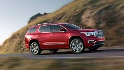Image Result For 2018 Gmc Acadia With Images Compare Cars Gmc