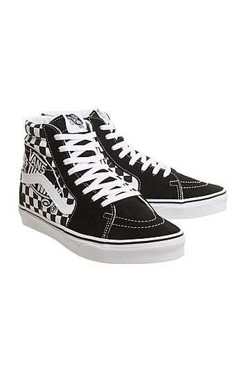 Sk8 Hi Trainers by Office | Sneakers