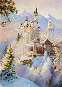 Roman Romanov - Neuschwanstein
