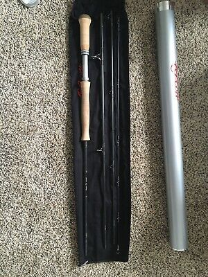 Ad Ebay Link Scott S Series Muskie Pike 10 Wt Fly Rod W Loaded Orvis Reel And Extra Spool In 2020 Fly Rods Spool Orvis