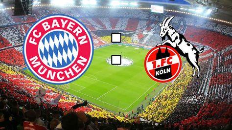 FCBayernMünchen - 1.FCKöln 4-0 am 10. Spieltag der 1.Fussball-Bundesliga