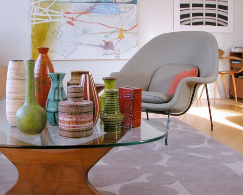 Beautiful Mid-Century Pottery Collection