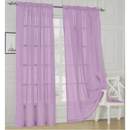 Home In 2020 Curtains Panel Curtains Sheer Curtain Panels