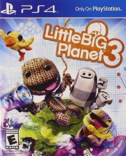 The 10 Best Playstation 4 Kids Games Of 2020 Little Big Planet