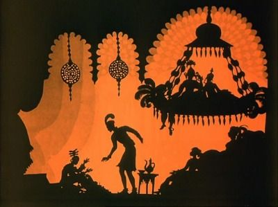 The Adventures Of Prince Achmed 1926 Lotte Reiniger And Carl