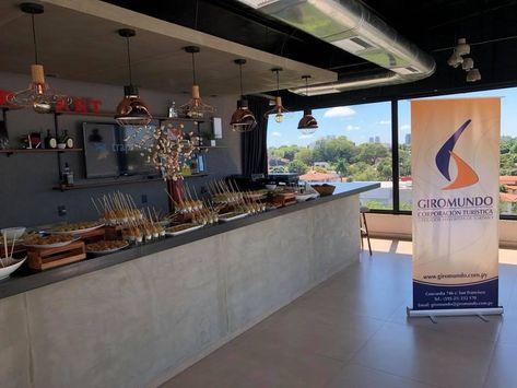 Evento Presentación En La Terraza De Five Hotel Asunción