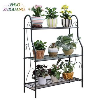 Aliexpress In 2019 Plant Shelves Metal Plant Stand Plant Holders