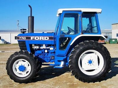 Ford New Holland 7710 Tractor Workshop Service Repair Manual