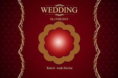 Wedding Album Cover Page Design Psd Vol 02 Free Download Wedding Album Cover Wedding Album Cover Design Album Cover Design