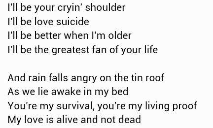 Good Iu0027ll Be   Edwin McCain | Lyrical. | Pinterest | Songs, Beautiful Lyrics And  Quotable Quotes