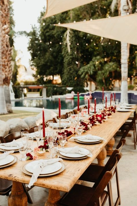 This Fall Wedding in Palm Springs is Laid Back  Beautiful