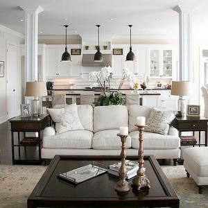 kitchen and living room. 50  Inspiring Living Room Ideas Pantry Open kitchens and rooms