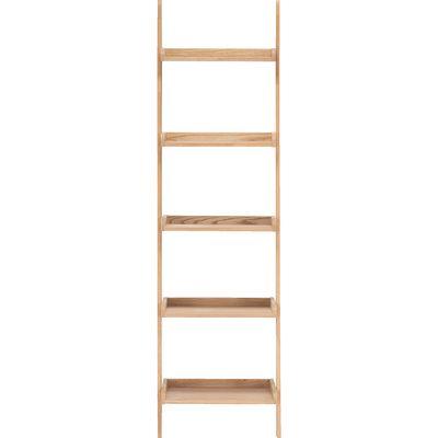 Etagere Echelle En Sapin Blanchi Wood Ladder Shelf Wood Ladder