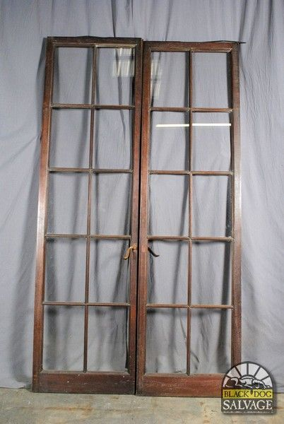 French Door Set Wood 10 Lite Doors Interior Rustic Living Room Furniture French Doors Interior