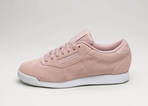 b1f98213ae56 Reebok Princess EB (Shell Pink   Grey   White)  lpu  sneaker  sneakers