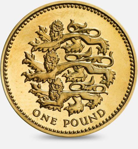 bridge pound coin