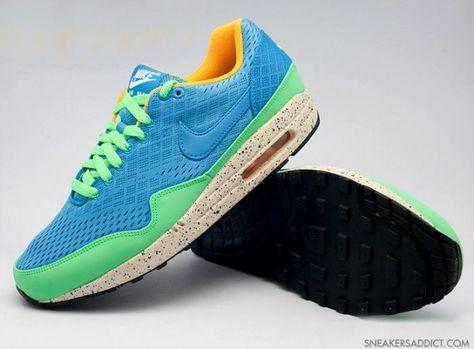 "Nike Air Max 1 EM ""Beaches of Rio""   Sneakers fashion, Nike"