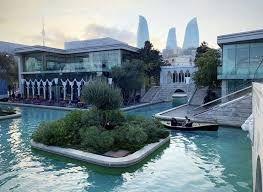 Mini Venice Baku Azerbaijan Google Search House Styles Outdoor Outdoor Decor
