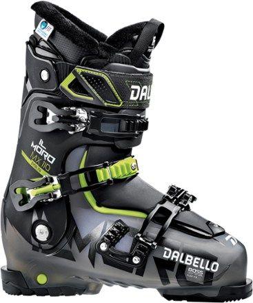 Dalbello Men's IL Moro MX 110 Ski Boots BlackBlack