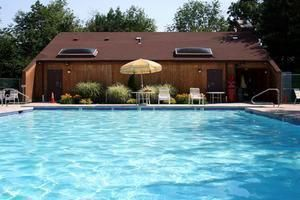 How To Build A Swimming Pool On A Budget Poollandscapingideas Cloudy Pool Water Swimming Pools Inground Homemade Pools