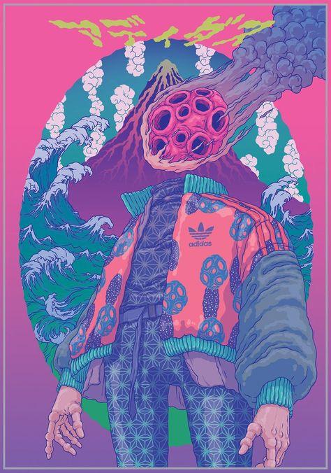 Illustrator Sangho Bang on his fantastical alien worlds that the big brands can't resist - Features - Digital Arts #art