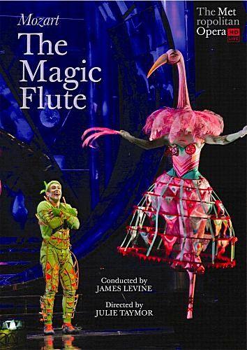 Die Zauberflote The Magic Flute K 620