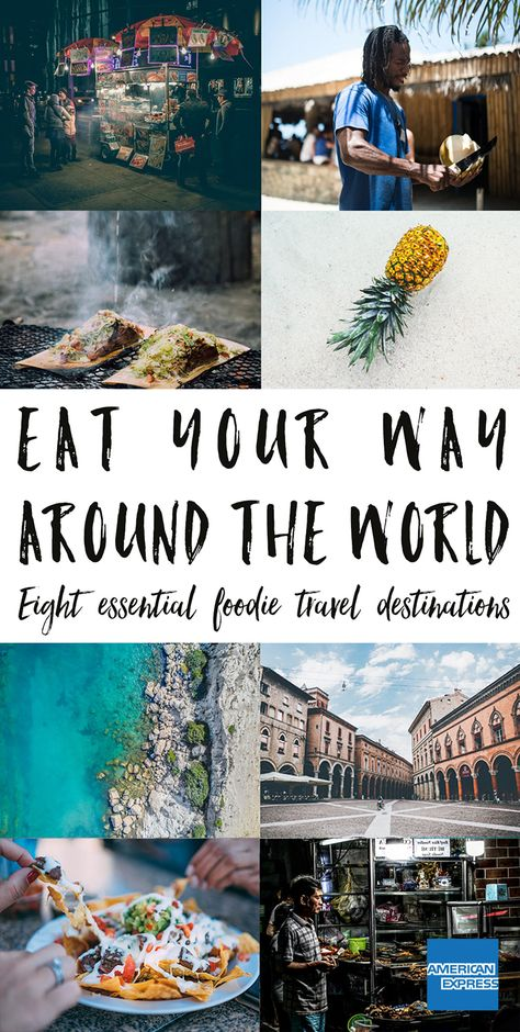 Explore @AMummyToo's top destinations for foodies in partnership with American Express®.