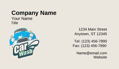 Car Wash Detailing Business Cards Cars Business Cards Business Card Template Premium Business Cards