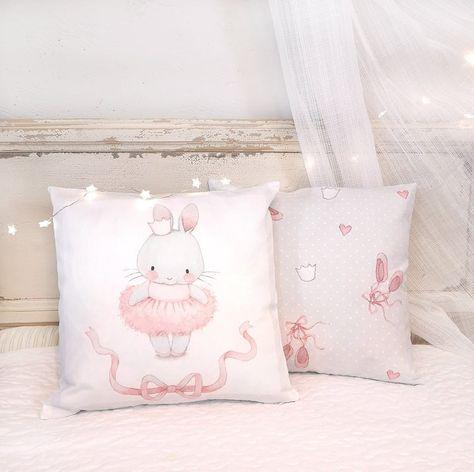 Cuscini Decorativi Per Bambini.Cuscino Neonato Ballerina Bambino Cuscino Cuscino Di Balletto