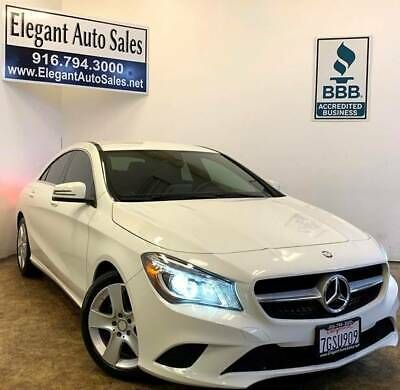 Ebay Advertisement 2015 Mercedes Benz Cla Class Cla 250 4dr Sedan