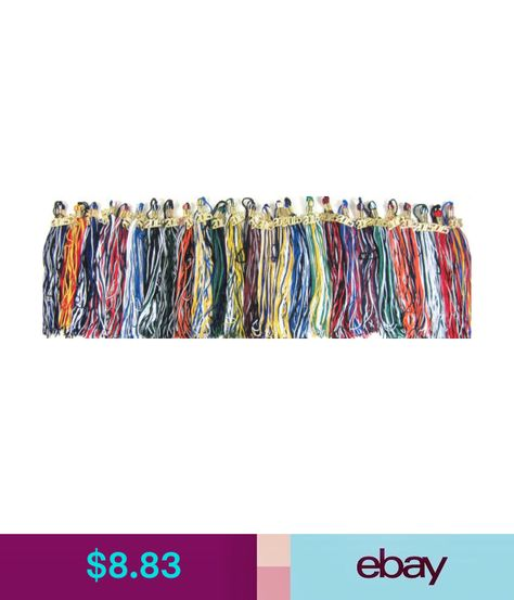 "Graduation Tassel 9/"" various colors for Cap /& Gown Souvenir High School College"