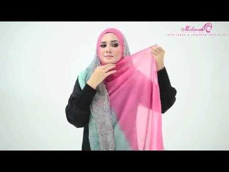 ستايلات لفات حجاب تركية روعة أول مرة تشوفيها New Turkish Hijab Styles Youtube Hijab Style Tutorial Fashion Tips Fashion Dress Up Games