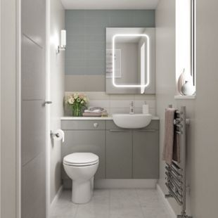 300 Mm Wickes Co Uk Fitted Bathroom Furniture Fitted Bathroom Small Bathroom Makeover