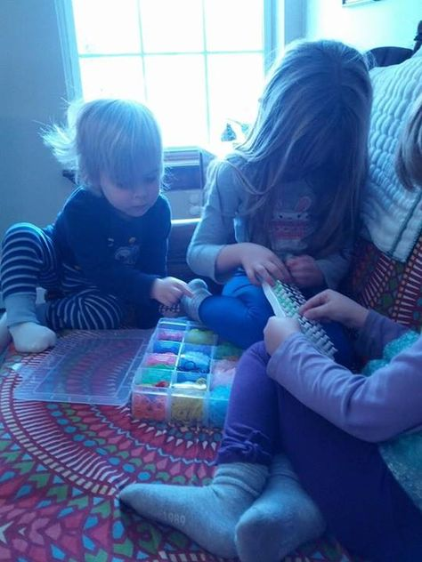 Crafty cohorts, on sharing your love of crafting with your kids.