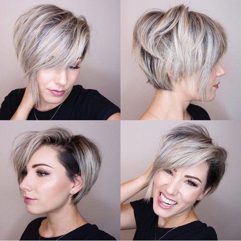 Frisuren Fur Damen Frisuren Stil Haar Kurze Und Lange Frisuren Kurzhaarschnitte Pixie Frisur Haarschnitt