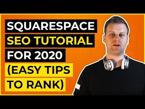 Squarespace SEO Tutorial For 2020 (Easy Tips To Rank) - Growth Hacking Agency London - Growth Hakka - Growth Marketing