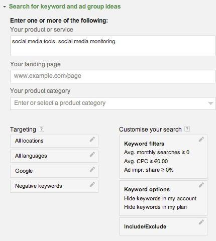 Google Keyword Planner - The Ultimate Guide