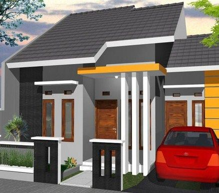 rumah cantik minimalis paling bagus