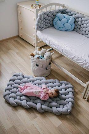 Floor Knot Cushion Baby Play Mat