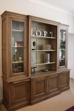 Bibliotheque Sur Mesure Rialto Coup De Soleil Mobilier Decoration Maison Decoration Interieure Mobilier
