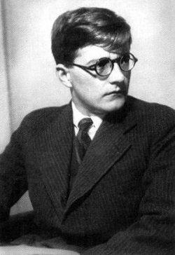 "8/"" x 10/""  1942  Dmitri Shostakovich"
