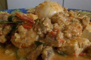 Resep Sambal Tumpang Makanan Dan Minuman Resep Makanan Resep Masakan Indonesia