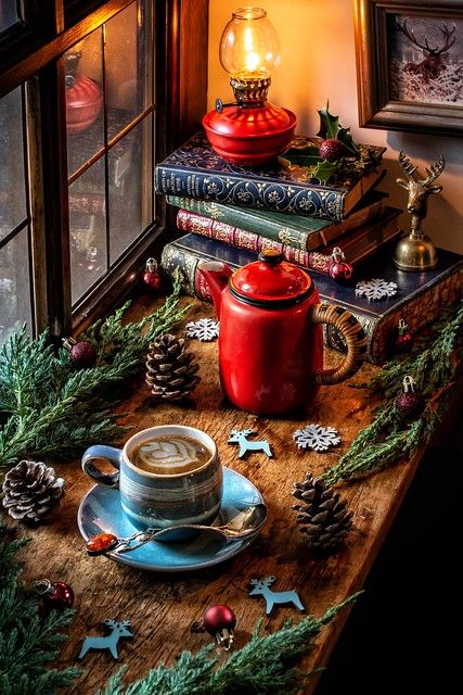 vintage christmas A Winter Evening - Merry Christmas - . - vintage christmas A Winter Evening – Merry Christmas – - Merry Christmas, Christmas Mood, Country Christmas, All Things Christmas, Vintage Christmas, Christmas Crafts, Christmas Decorations, Xmas, Winter Christmas Scenes