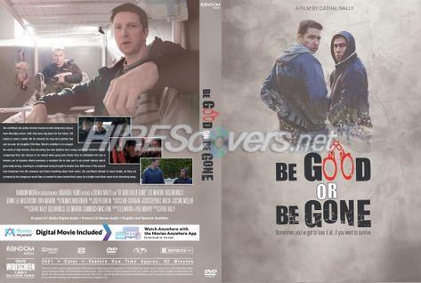 DVD Cover Custom DVD covers BluRay label movie art - DVD CUSTOM Covers - B / Be Good Or Be Gone  2020