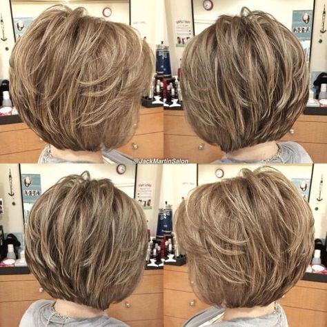 97 Awesome Short Layered Haircuts Fine Hair In Pin On Hair, 50 Best Trendy Short Hairstyles for Fine Hair Hair Adviser, 33 Cute Short Layered Haircuts for Beautiful Women In 40 Short Hairstyles for Fine Hair. Short Layered Haircuts, Short Hairstyles For Thick Hair, Haircuts For Fine Hair, Haircut For Thick Hair, Short Hair With Layers, Best Short Haircuts, Short Hair Cuts For Women, Haircut Short, Layered Bob Hairstyles
