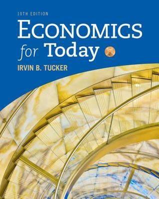 Pdf Book Economics For Today Full Pages By Irvin B Tucker Macroeconomics Economics Free Books Online