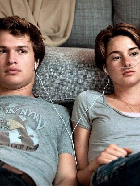 hazel grace and augustus •   Fault in the stars, The fault in our stars,  The fault in our stars quotes