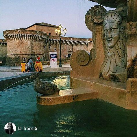 Buona serata dalla bellissima #Senigallia (AN)!   #marcheforyou @igers_ancona @MarcheTourism @laterrazzancona